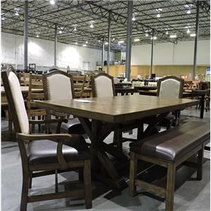Miscellaneous Clearance 6-Piece Dining Group
