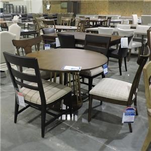 Miscellaneous Clearance Cafitle Round Dining Table