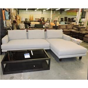 Miscellaneous     2 Pc Minetta Sectional