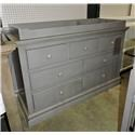 Miscellaneous     7 Drawer Dresser and Changer - Item Number: 322484875