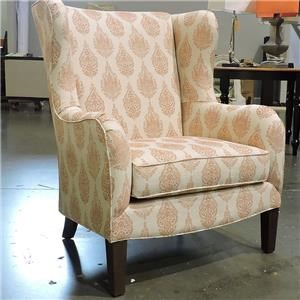 Miscellaneous     Upholstered Wing Chair