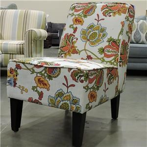 Miscellaneous Clearance Armless Upholstered Chair