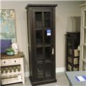 """Miscellaneous Clearance 80"""" Door Cabinet Hill - Item Number: 444456445"""