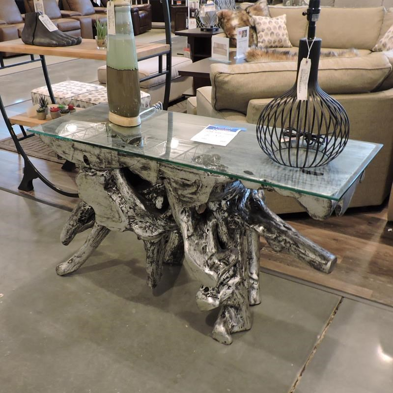 Silver Root Console