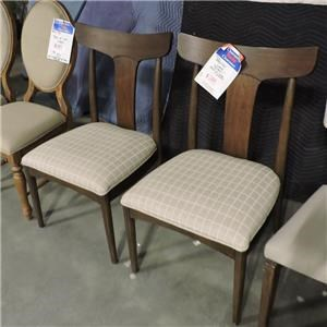 """Miscellaneous Clearance """"Ellen"""" Pair of Side Chairs"""