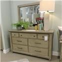 Miscellaneous Clearance Drawer Dresser - Item Number: 723904342