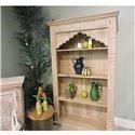 Miscellaneous Clearance Carved Bookcase - Item Number: 754003167