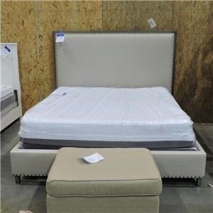 Miscellaneous Clearance Nails Spaced King Bed