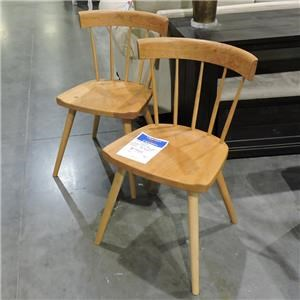 Miscellaneous Clearance 2 Chairs