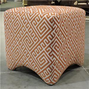 Miscellaneous Clearance Ottoman Cube