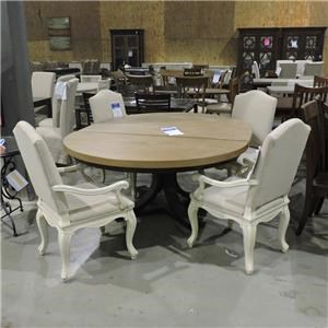 Miscellaneous Clearance Round Dining Table