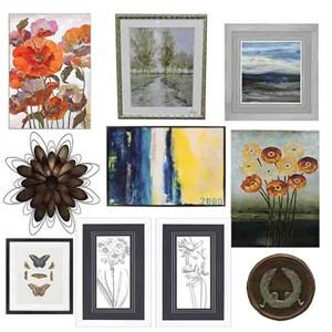 Miscellaneous Clearance Assorted Wall Art