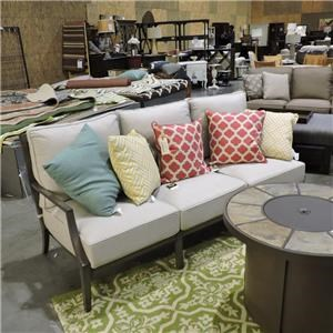 Miscellaneous Clearance Outdoor Sofa