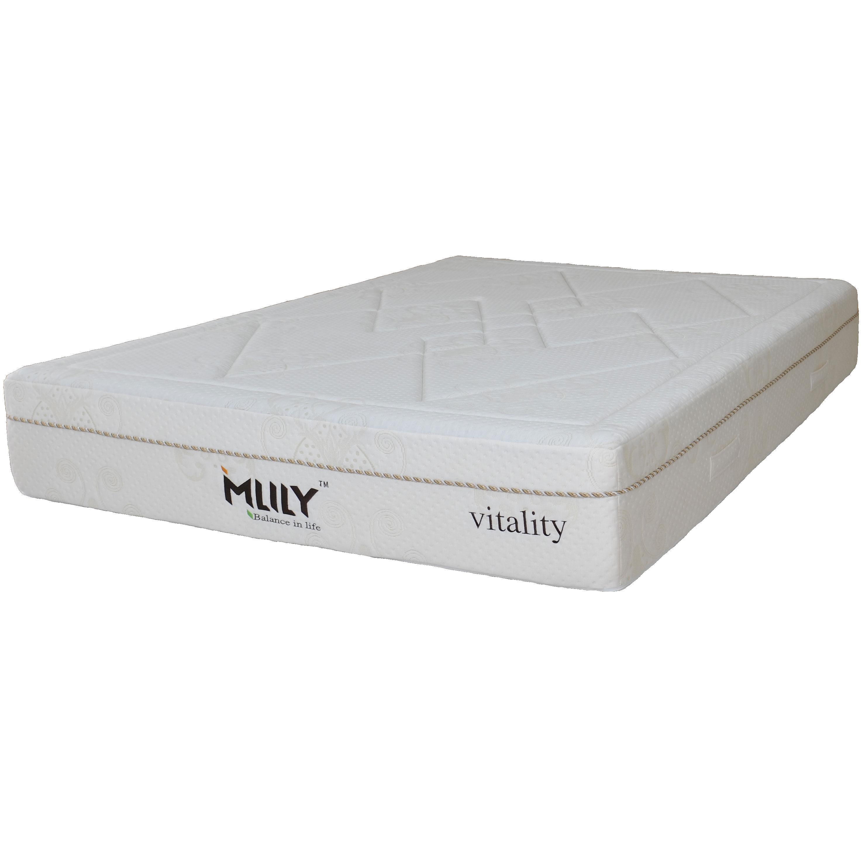 Mlily Vitality Twin Extra Long Memory Foam Mattress Nassau