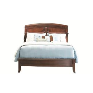 Modus International Brighton Queen Panel Bed