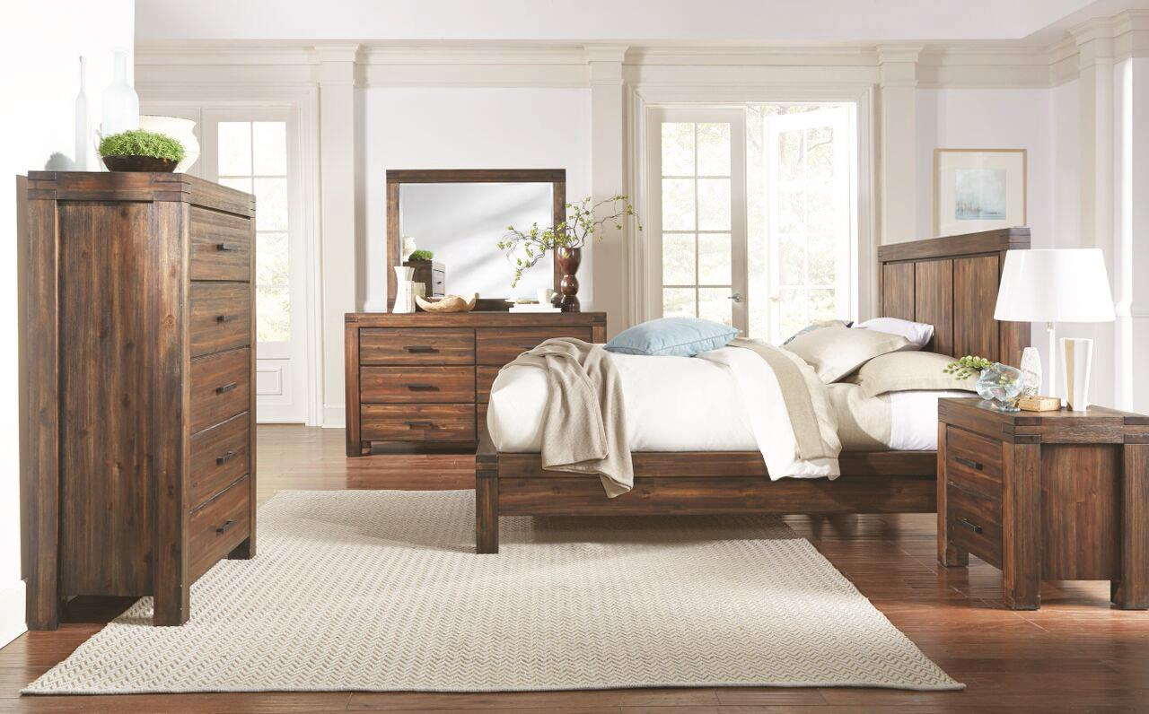 4-Piece King Bedroom Group