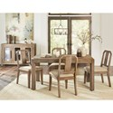 Modus International Acadia Dining Room Group - Item Number: GHCL Dining Room Group 1