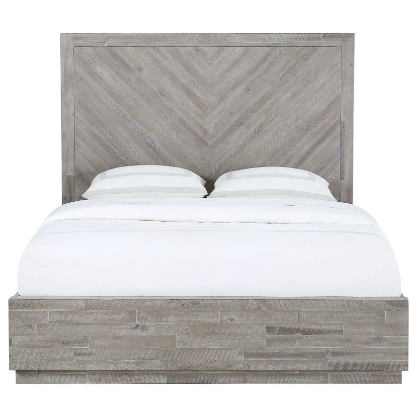 California King Storage Bed