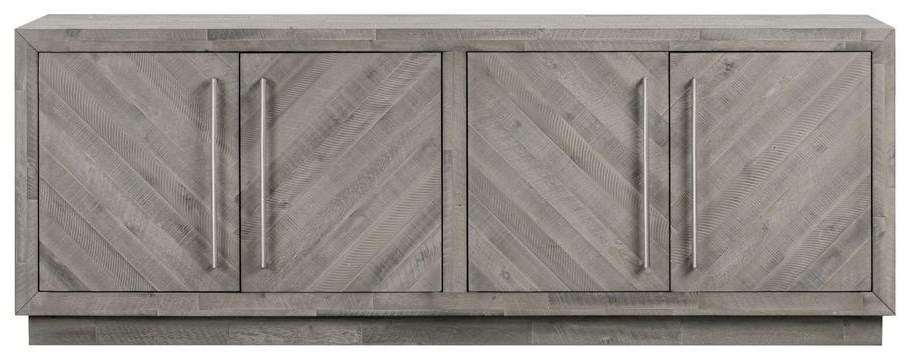 Alix - Alix 74 Inch Console by Modus International at Morris Home