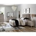 Modus International Argento Full Bedroom Group - Item Number: 9DM8 F Bedroom Group 1