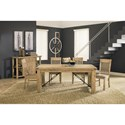 Modus International Autumn Casual Dining Room Group - Item Number: 8FM Dining Room Group 1