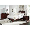 Modus International Brighton Full Bedroom Group - Item Number: BR15 F Bedroom Group 1