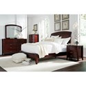 Modus International Brighton Queen Bedroom Group - Item Number: BR15 Q Bedroom Group 2
