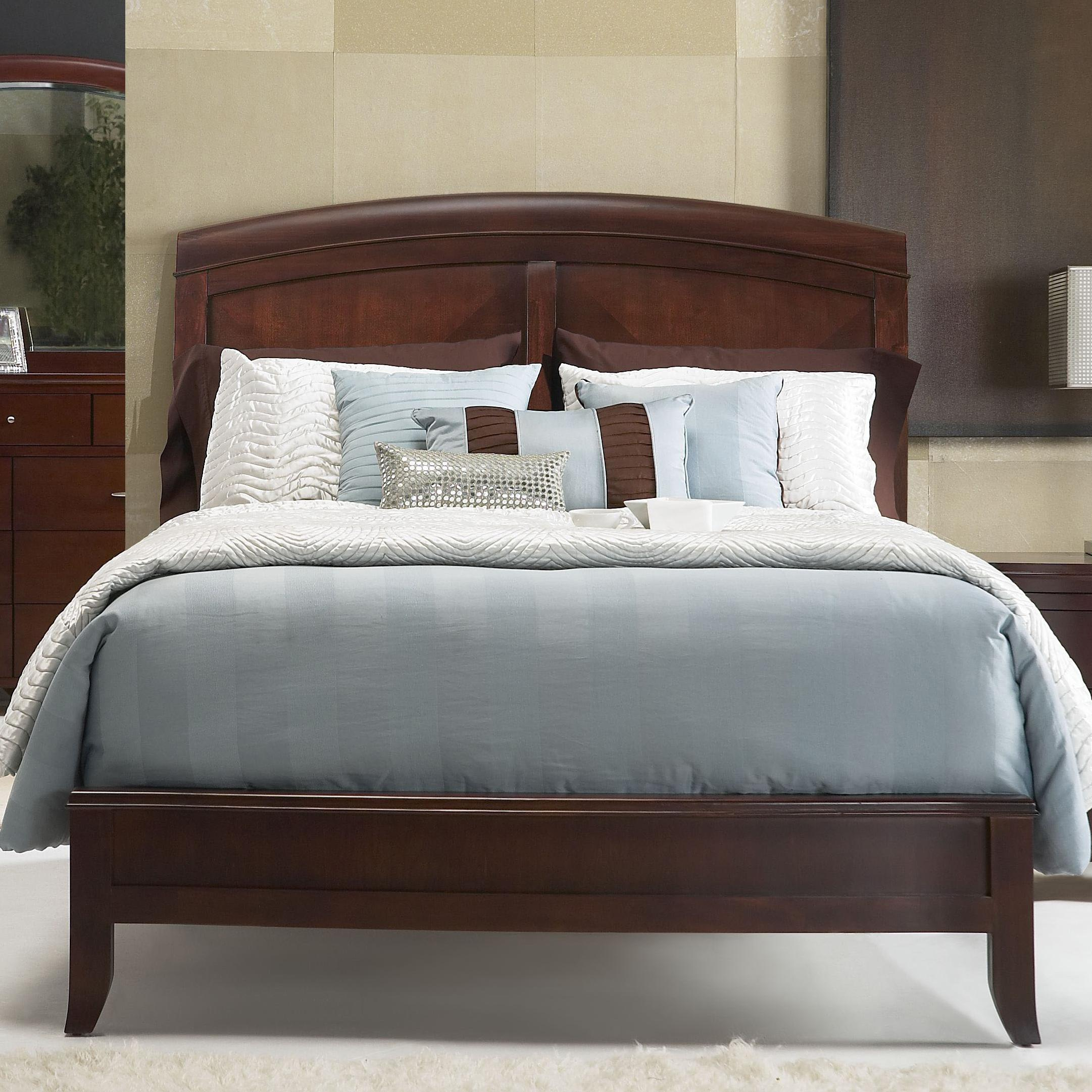 Modus International Brighton King Panel Bed  - Item Number: BR15S7