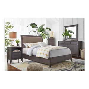 Modus International City II 4-Piece Queen Bedroom