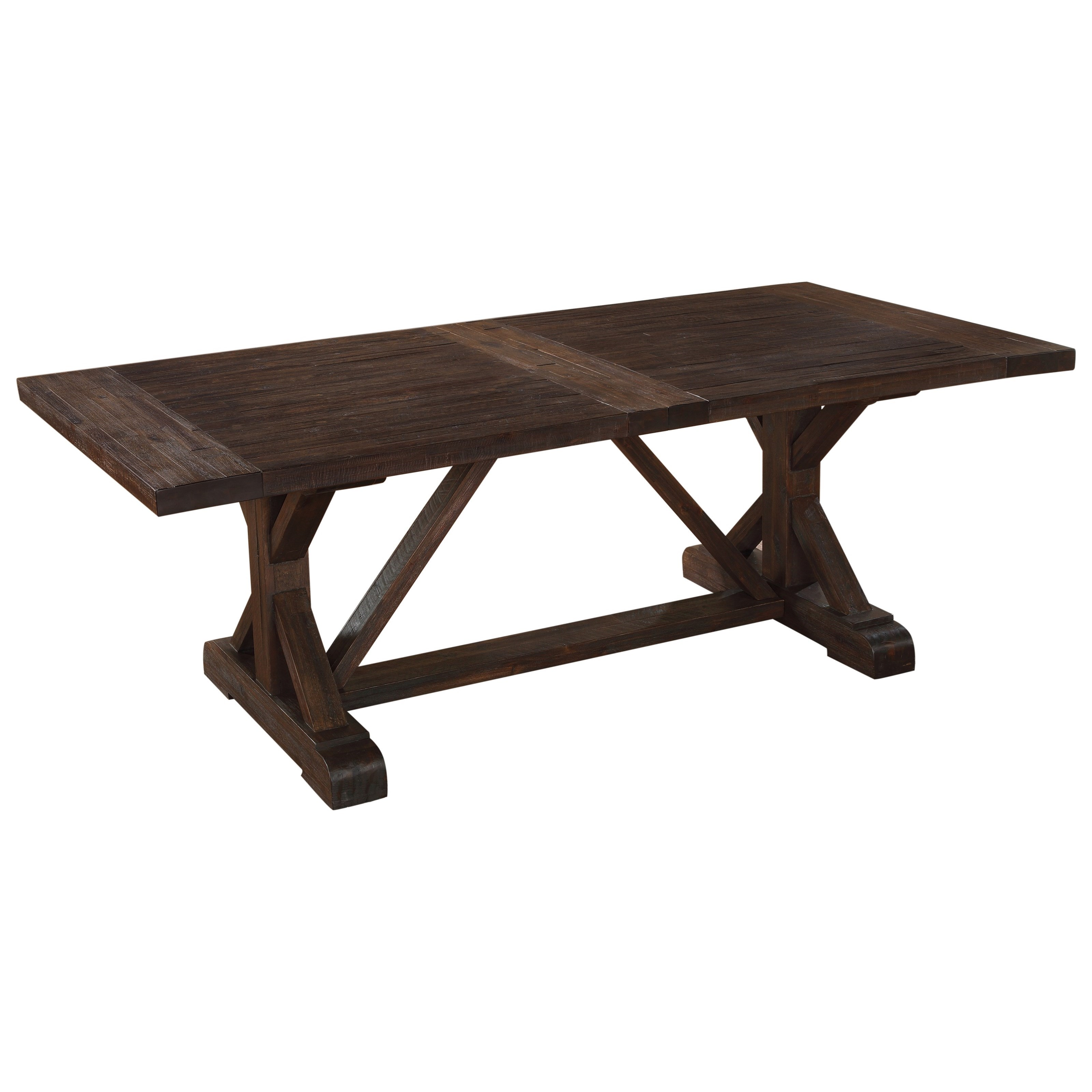 Cameron Solid Wood Extension Dining Table