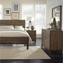 Modus International Delfina California King Bedroom Group - Item Number: 2M84 CK Bedroom Group 1