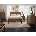 Modus International Delfina King Bedroom Group - Item Number: 2M84 K Bedroom Group 2