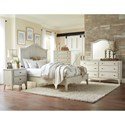 Modus International Ella Full Bedroom Group - Item Number: 2G43 F Bedroom Group 1