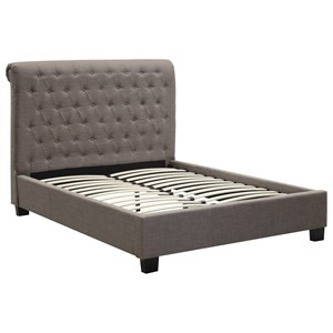 Full Royal Platform Bed
