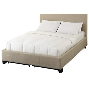 Full St. Pierre Platform Storage Bed