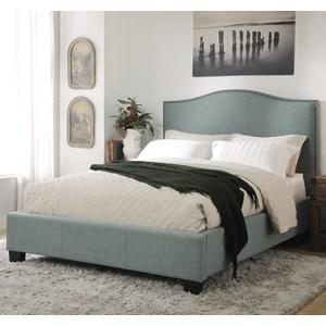 Full Ariana Platform Storage Bed