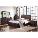 Modus International Heath King Bedroom Group - Item Number: 3H57 K Bedroom Group 2