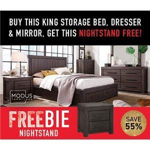 Heather King Bedroom Package with FREEBIE!