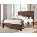 Modus International Meadow Queen Platform Bed - Item Number: 3F41F5