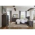 Modus International Meadow King Bedroom Group - Item Number: 3FT3 K Bedroom Group 1