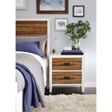 Modus International Montana 2 Drawer Night Stand