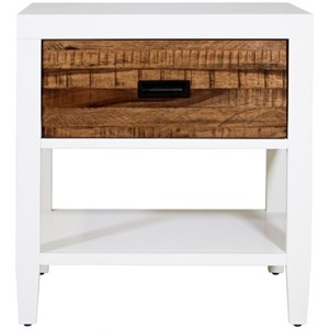 Modus International Montana 1 Drawer Nightstand