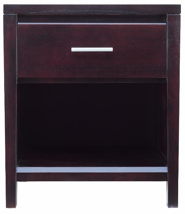 Modus International Nevis Single Drawer Nightstand Michael 39 S Furniture Warehouse Night Stands