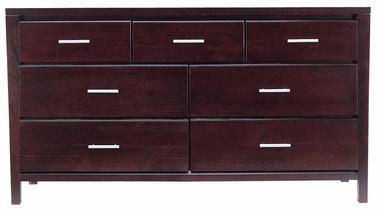 Modus International Nevis Seven Drawer Dresser - Item Number: NV2382