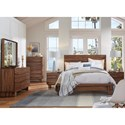 Modus International Ocean California King Bedroom Group - Item Number: 8C79 CK Bedroom Group 1
