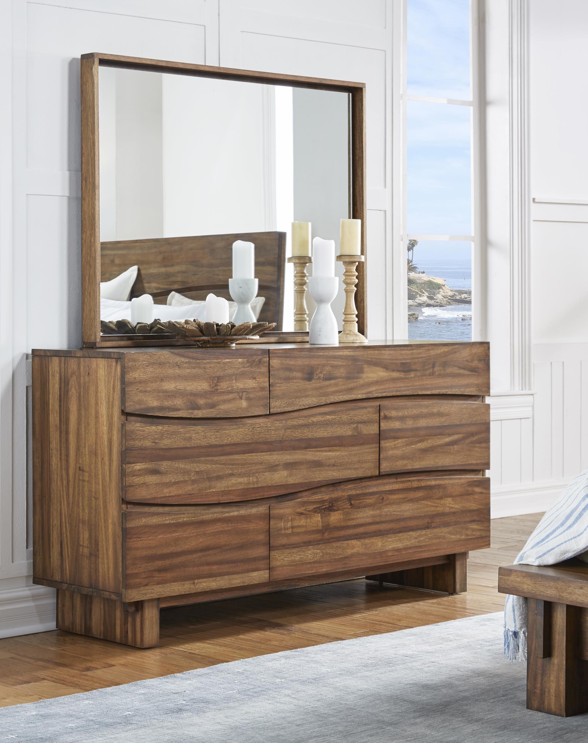 Modus International Ocean 6 Drawer Dresser Homeworld