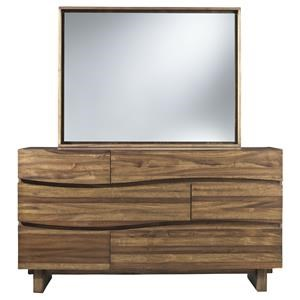 Modus International Ocean 6 Drawer Dresser