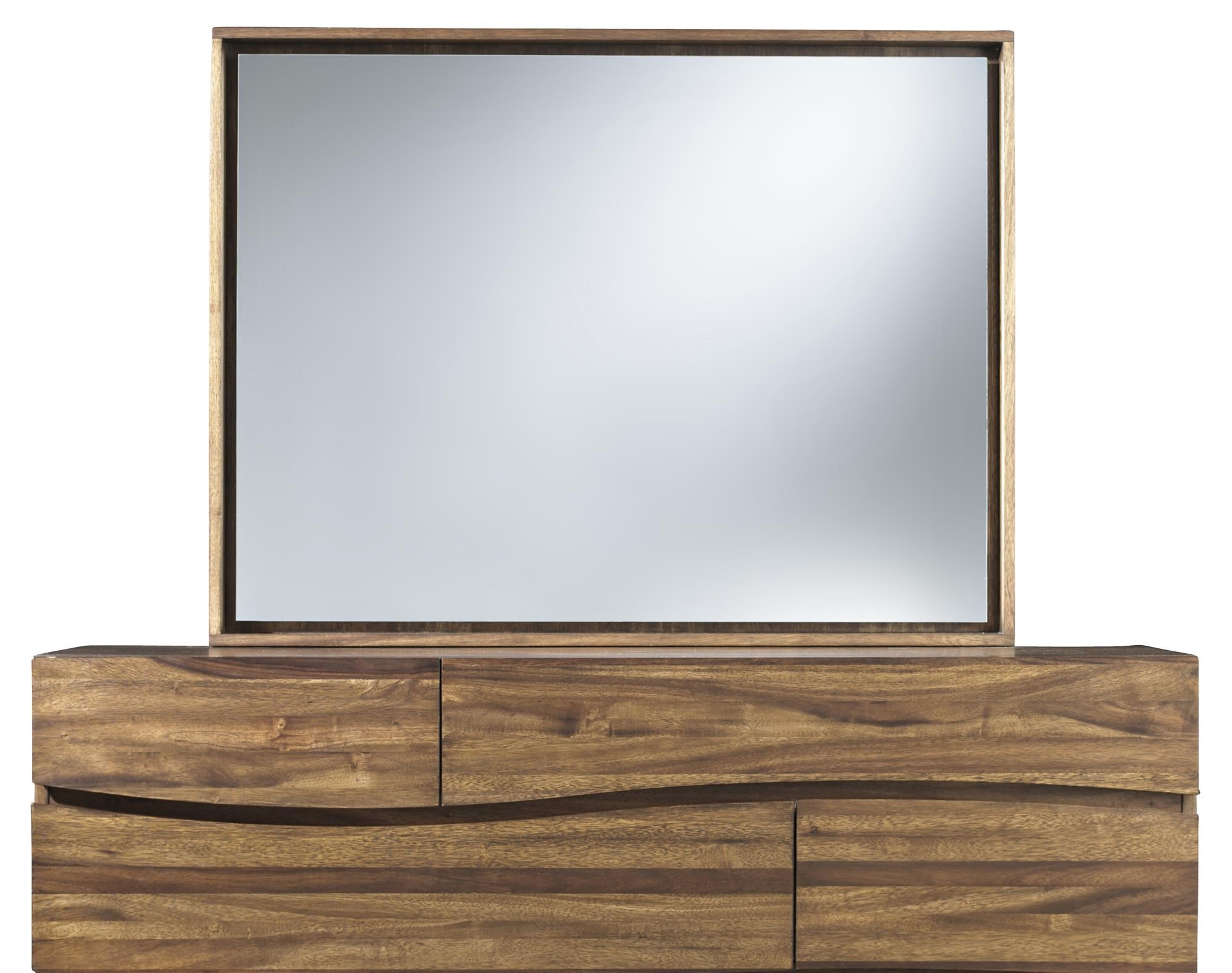 Modus International Ocean Mirror - Item Number: 8C-79-83 OCEAN