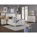Modus International Paragon Queen Bedroom Group - Item Number: 4NA4 Q Bedroom Group 1