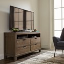 Modus International Taryn Entertainment Console Table - Item Number: 9Y1326
